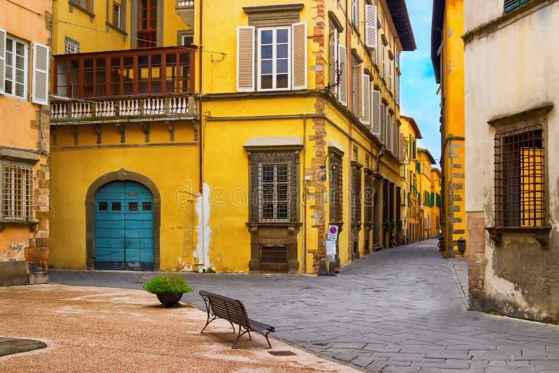 Lucca, Toscana, Italia fotografie stock libere da diritti