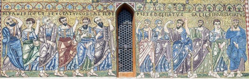 Lucca Tuscany, Włochy (,) obraz royalty free
