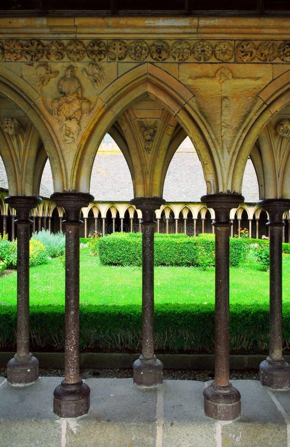 Download Luccio Del Convento Del Saint Michel Di Mont Immagine Stock - Immagine di storico, francese: 3138293