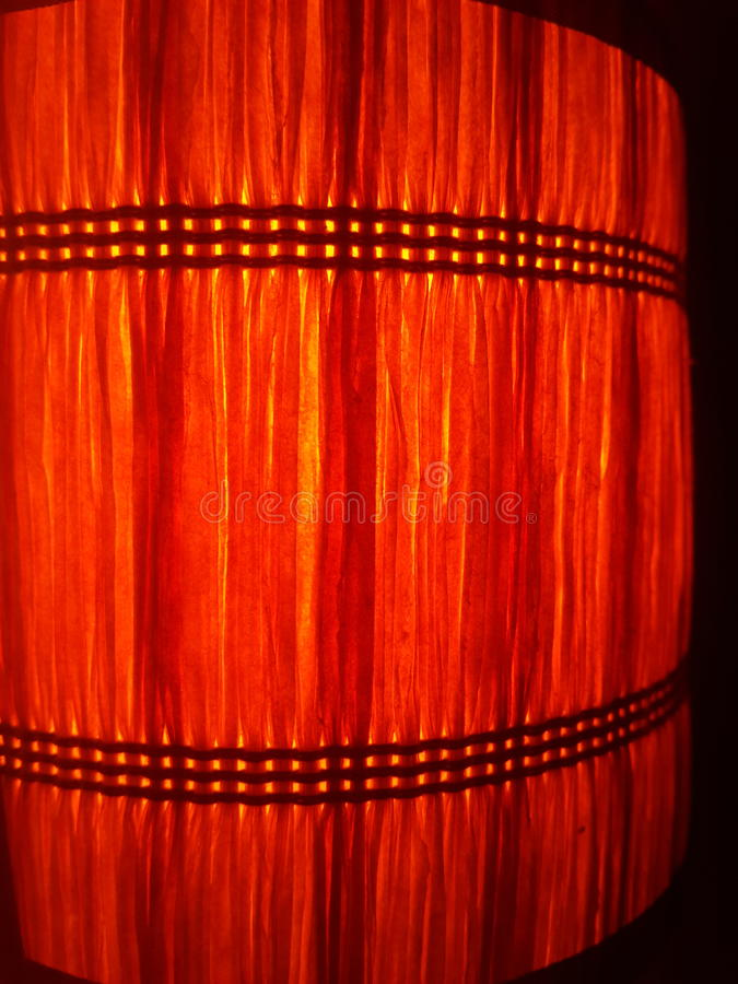 Luce arancio immagine stock libera da diritti