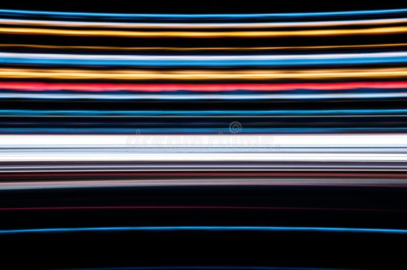 Luce astratta fotografia stock