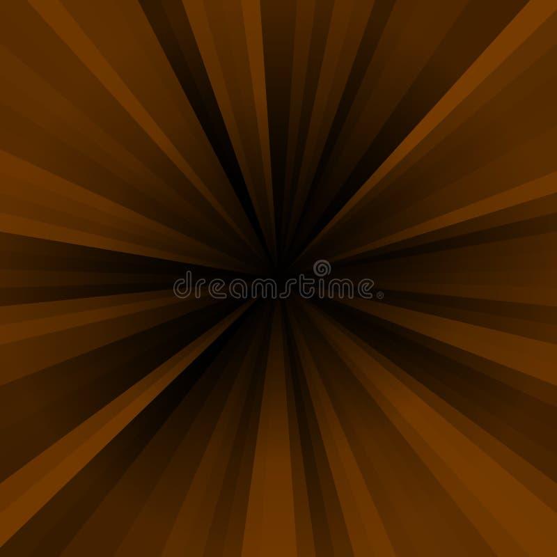 Luce con i posti neri, modello marrone di Brown di struttura immagini stock