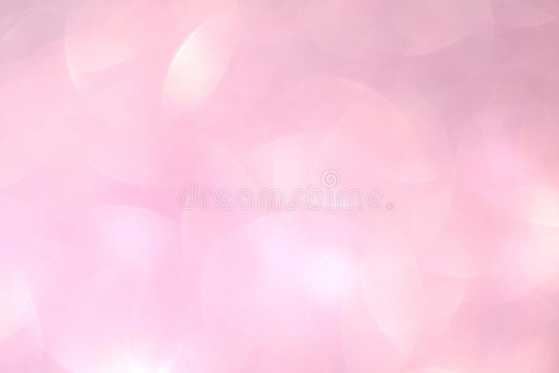Luce cosmetica di lusso regolare, lusso porpora di scintillio del fondo molle rosa di colore dell'ombra di pendenza di rosa del f fotografia stock libera da diritti