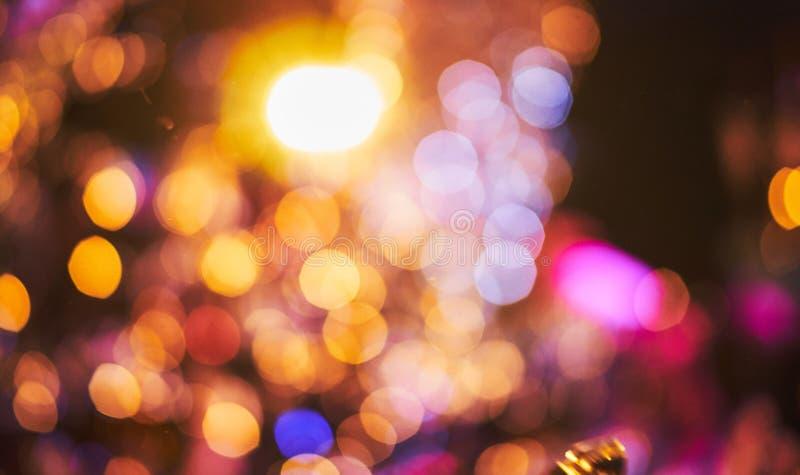 Luce delle lampade immagini stock