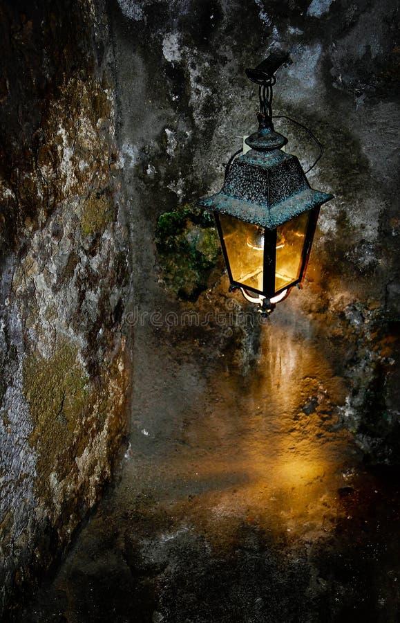 Luce delle lanterne ~ immagini stock