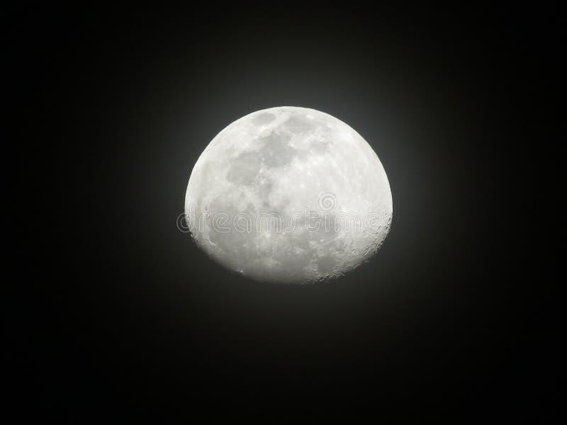 Luce di luna fotografie stock