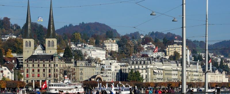 Lucerne royalty free stock image