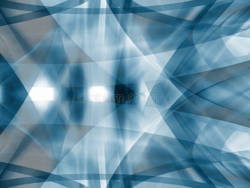 Luces 3 del extracto stock de ilustración
