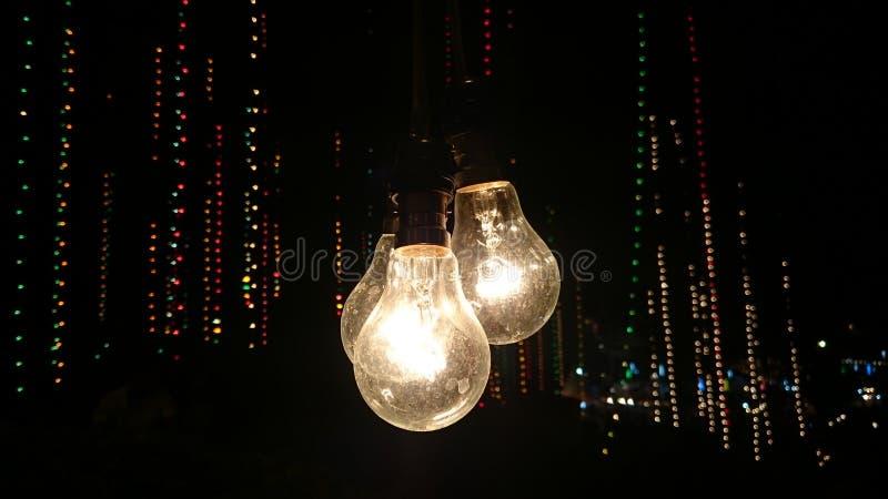 luces fotos de archivo
