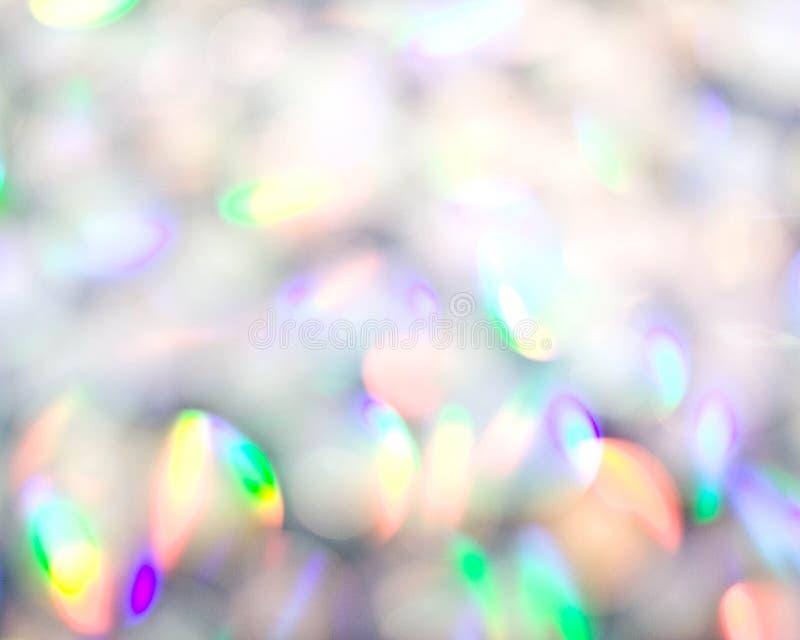 Luces de Bokeh imágenes de archivo libres de regalías
