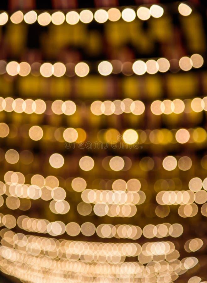 Download Luces De Bokeh La Navidad Hermosa Stock de ilustración - Ilustración de verano, espacio: 64206685