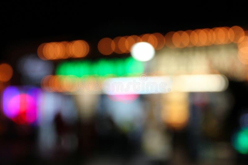 Luces de Las Vegas imágenes de archivo libres de regalías