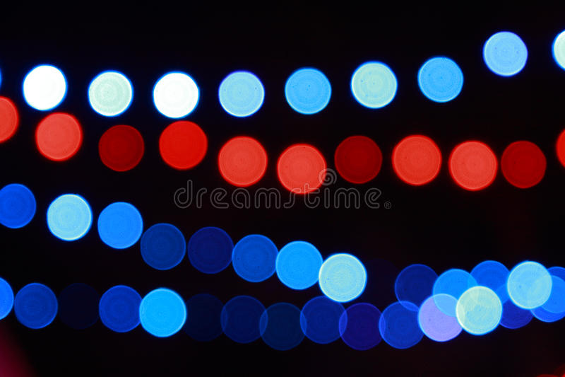 Luces de los d?as de fiesta. imagenes de archivo