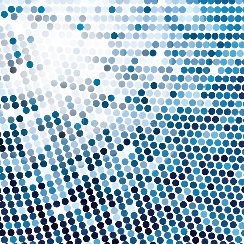 Luces del disco del vector imagen de archivo