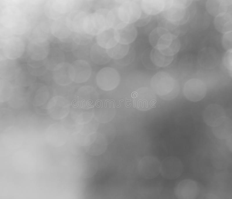 Luces en fondo gris imagenes de archivo
