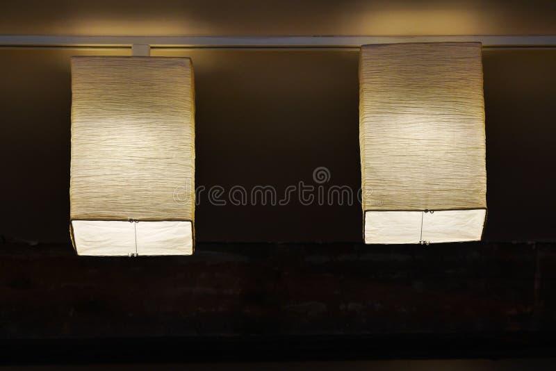 Luces interiores de la pista imagenes de archivo