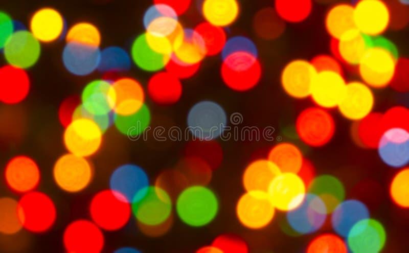 Luces mágicas fotos de archivo