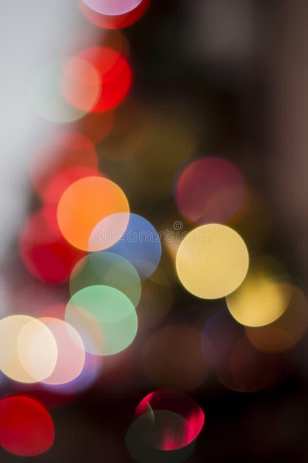 Luces redondas del cood colorido imagenes de archivo