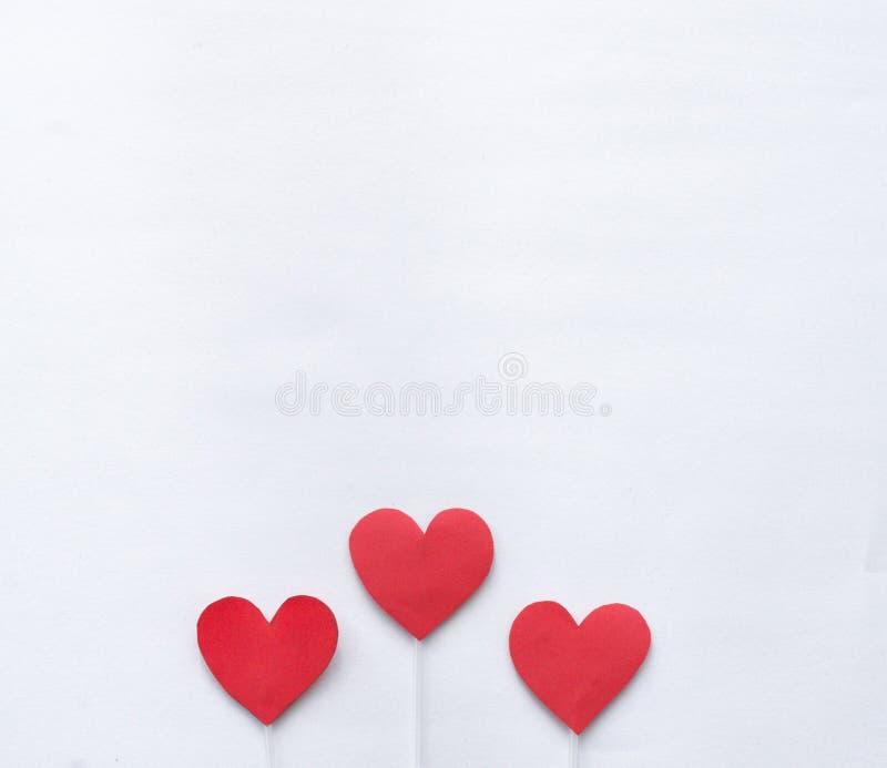 Lucettes de coeur image libre de droits