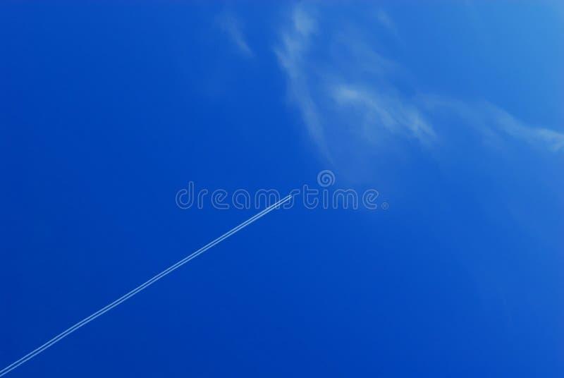 Lucht royalty-vrije stock afbeelding