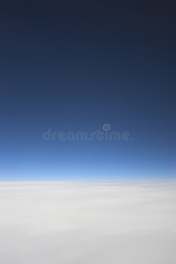 Lucht fotoachtergronden stock afbeelding