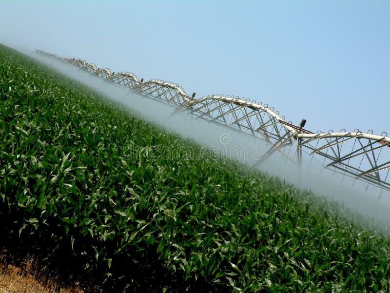 Lucht Irrigatie royalty-vrije stock fotografie