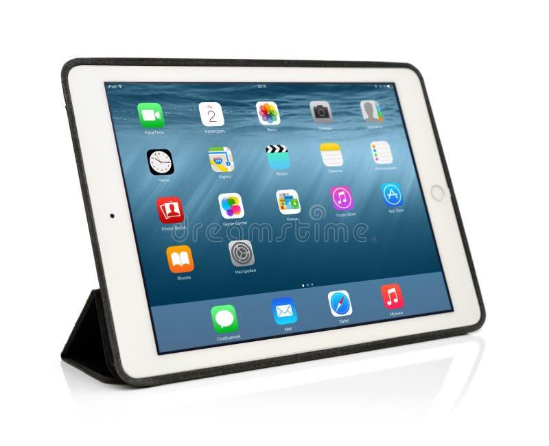 Lucht 2 van Apple iPad royalty-vrije stock foto