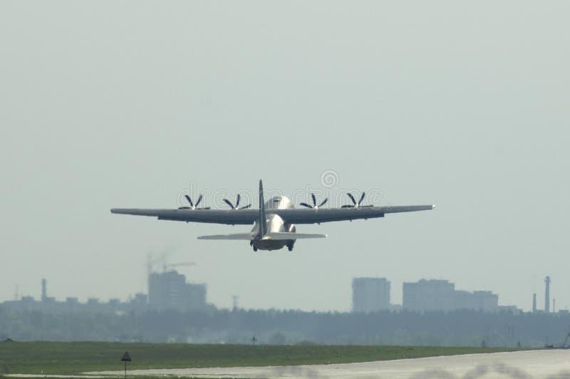 Lucht-vrachtschip stock afbeeldingen