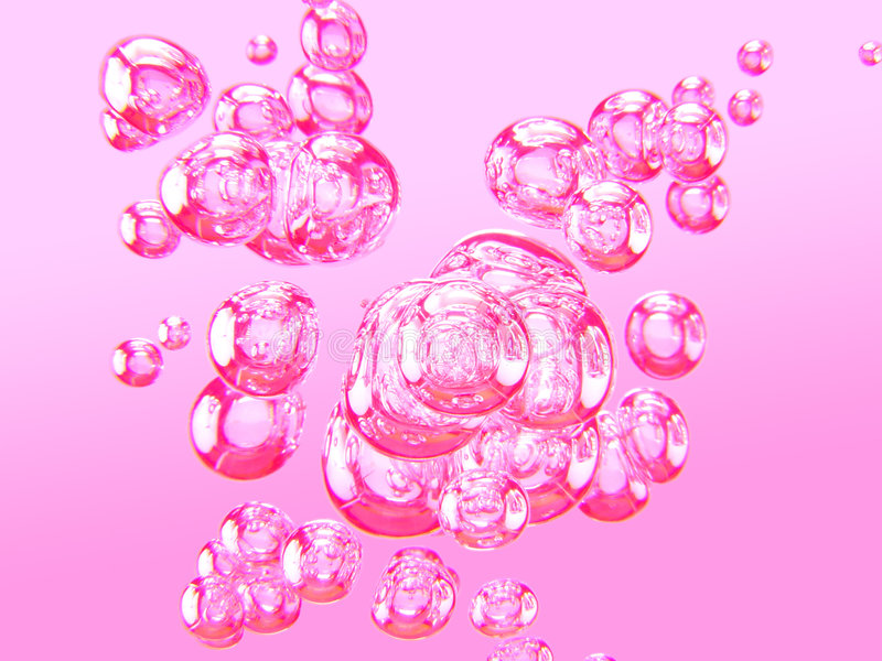 Download Luchtbellen II stock illustratie. Illustratie bestaande uit textuur - 33028