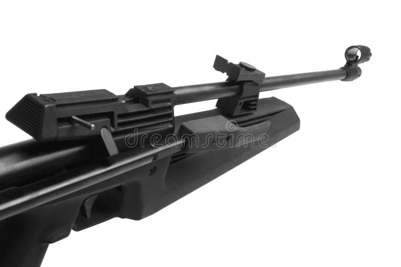 Luchtgeweer stock foto