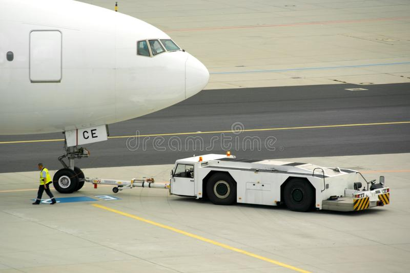 Luchthaven stock foto