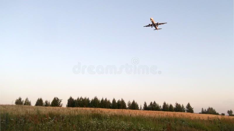 Luchthaven Kazan royalty-vrije stock afbeelding