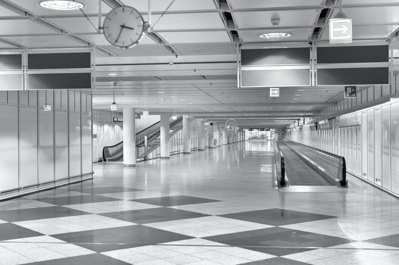 Luchthaven Nuernberg royalty-vrije stock foto's