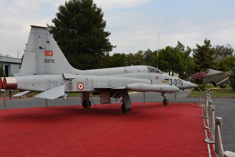 Luchtmuseum royalty-vrije stock afbeeldingen