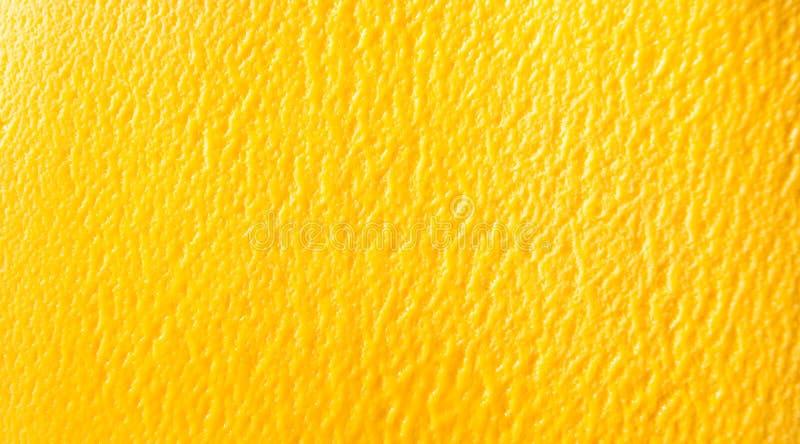Luchttextuur als achtergrond van mangosorbet royalty-vrije stock afbeelding