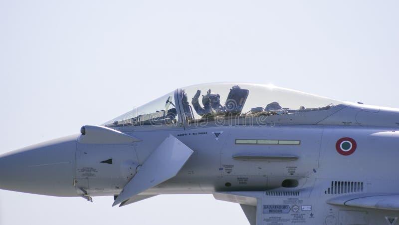 Luchtvliegtuig stock foto