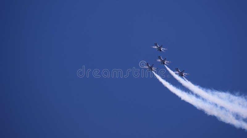 Luchtvliegtuigen stock foto