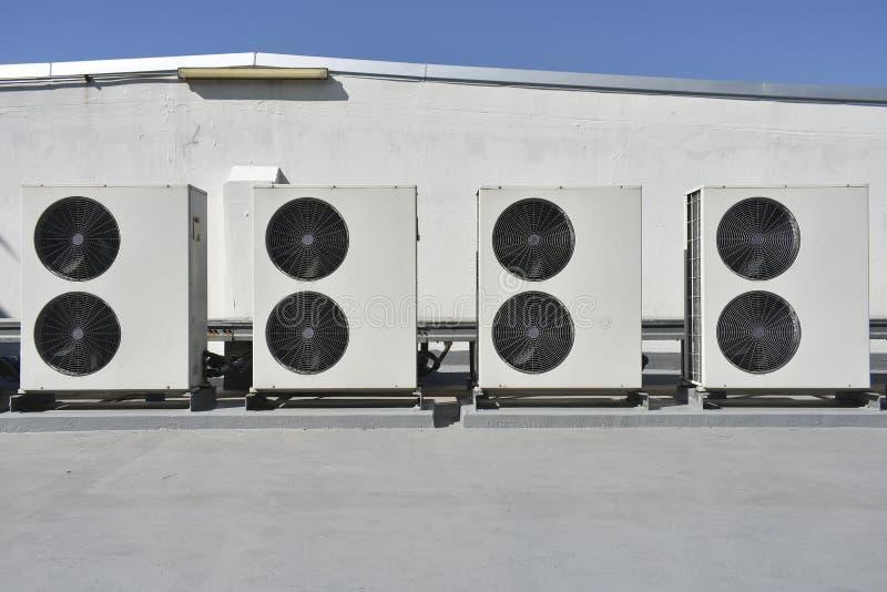 Luchtvoorwaarde stock foto's