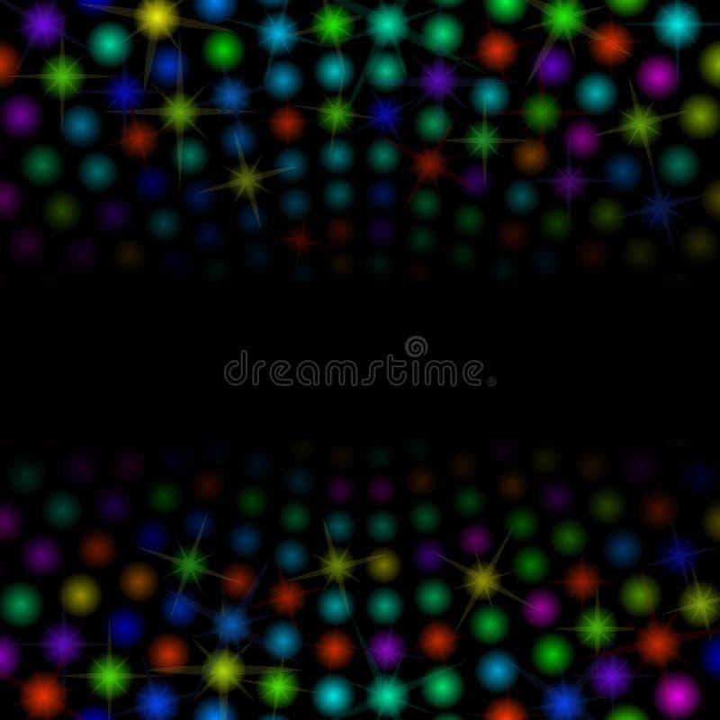 luci illustrazione vettoriale