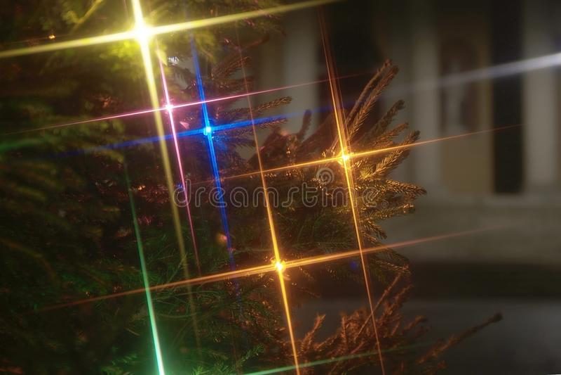 Download Luci Di Natale Fotografie Stock Libere da Diritti - Immagine: 26116038