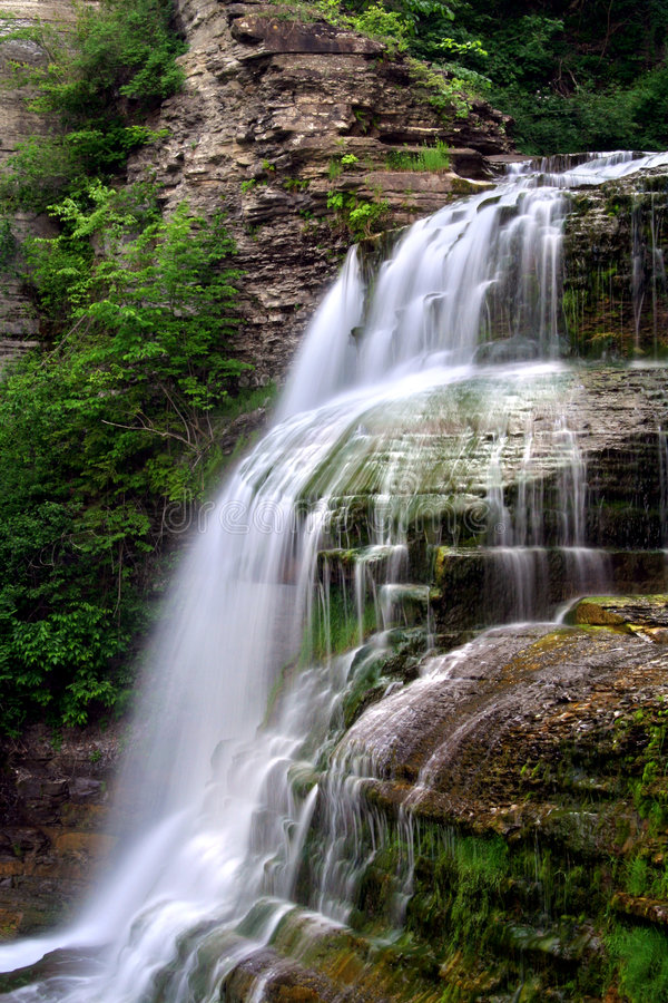Lucifer Falls stock images