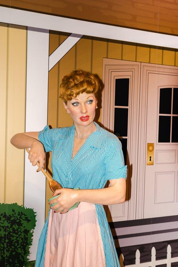 Lucille Ball lizenzfreies stockfoto