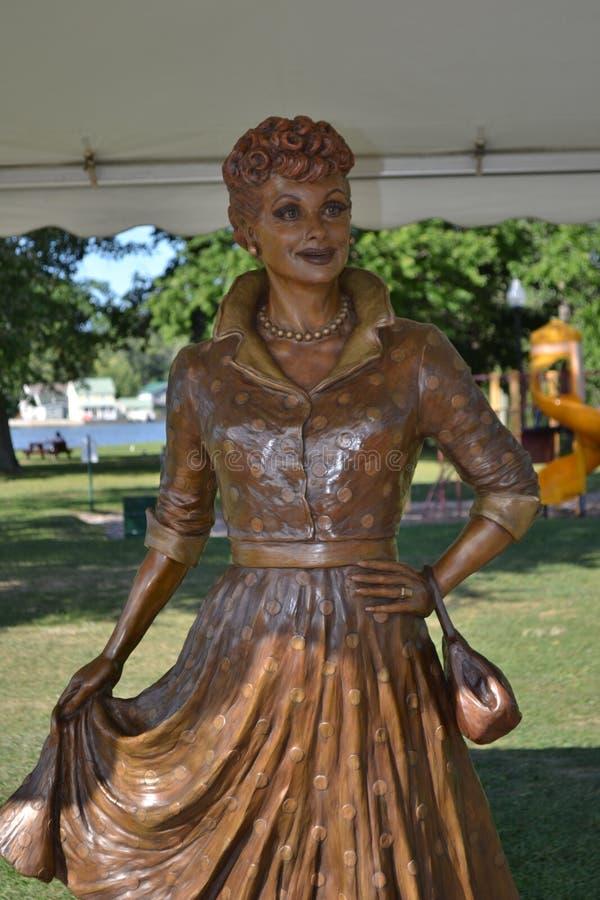 Lucille Ball stockfotos