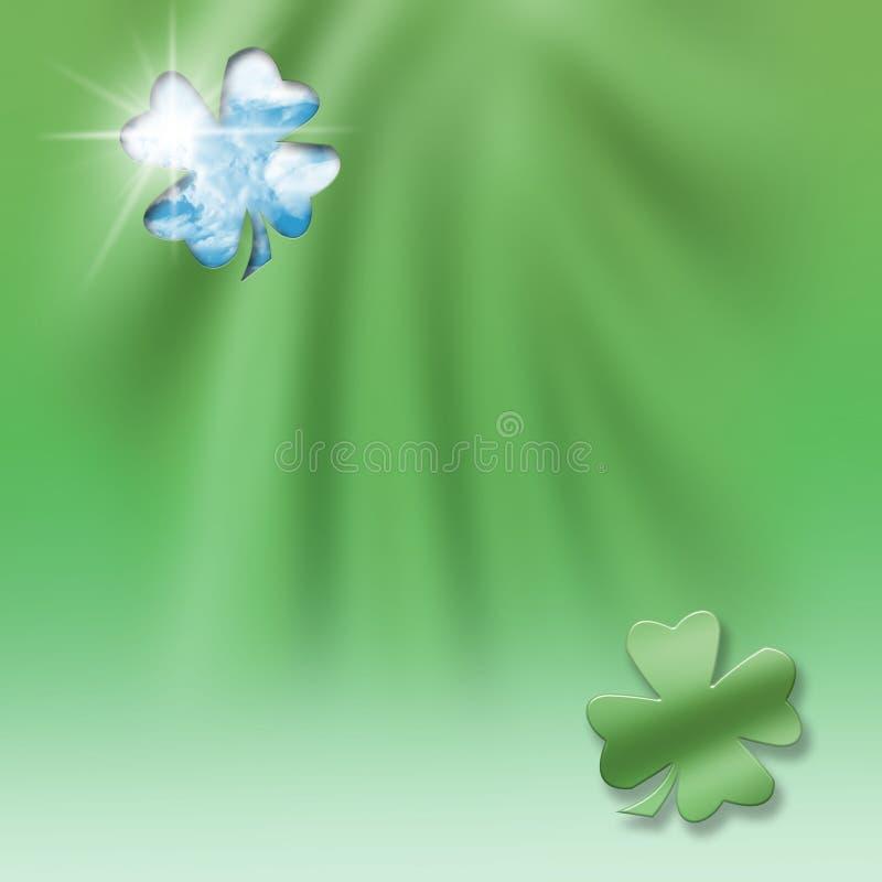 Luck stock illustration