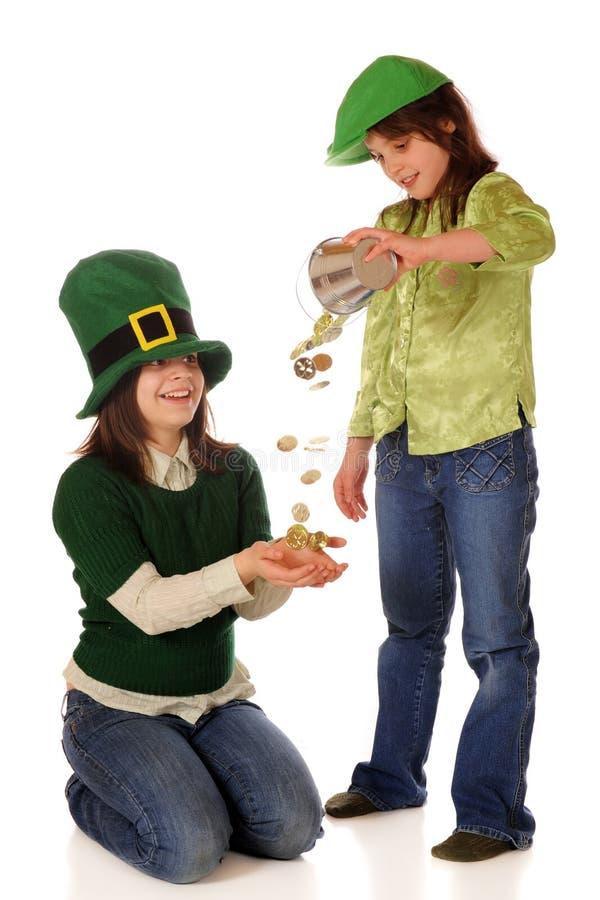 Luck of the Irish stock photos