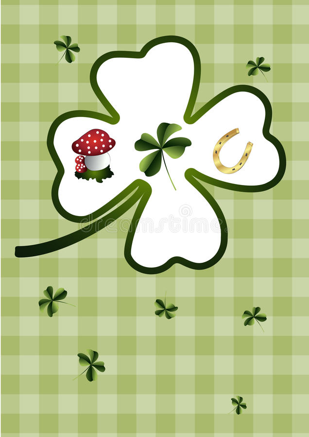 Lucky charms vector illustration