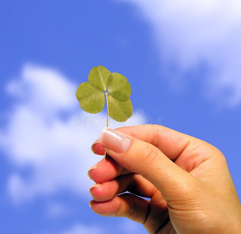 Free Lucky Lady Stock Image - 676491