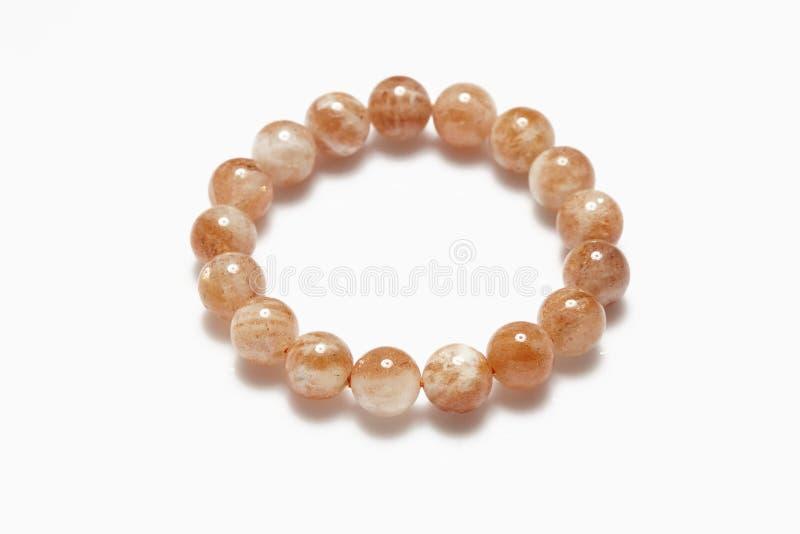 Lucky Stone Bracelet imagens de stock