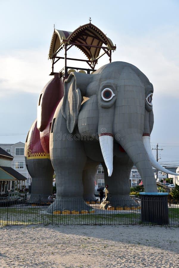 Lucy The Elephant imagem de stock