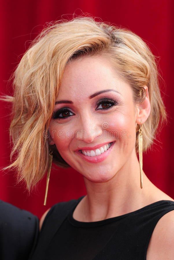 Lucy Jo Hudson Editorial Stock Image